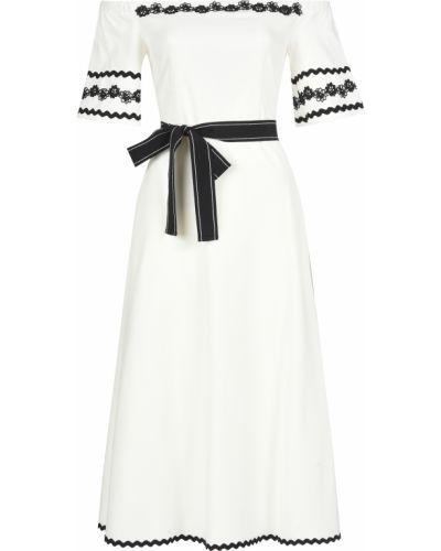 Хлопковое платье - белое Beatrice.b
