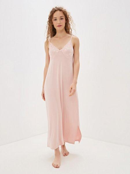 Розовая рубашка Luisa Moretti