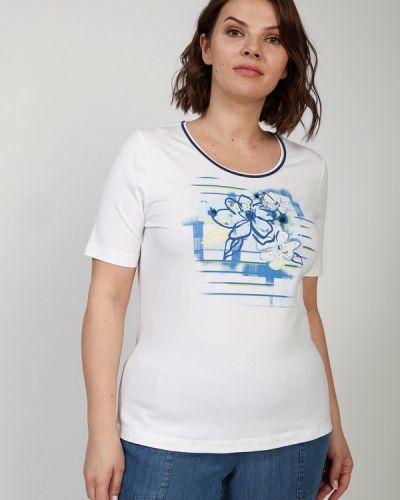 Хлопковая футболка Basler