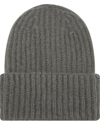 Вязаная шапка из мохера шерстяная Tak.ori