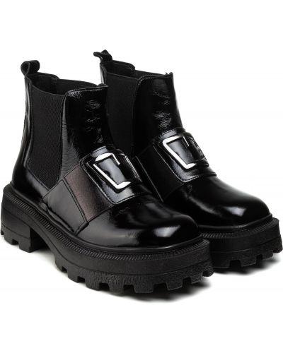 Ботинки - черные Phany