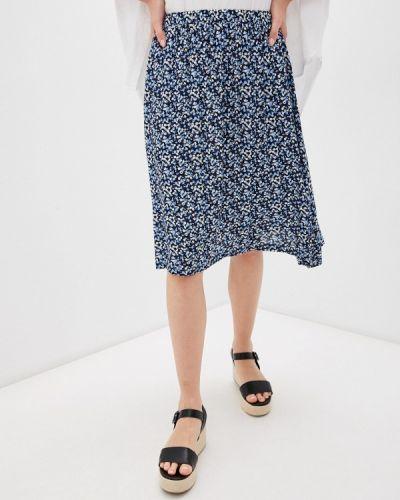 Синяя юбка W.sharvel