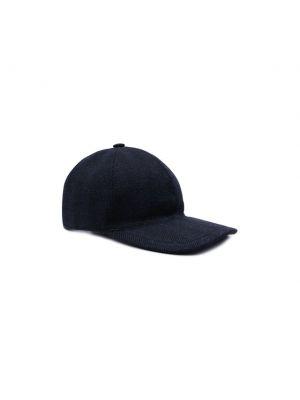 Синяя итальянская бейсболка Capobianco