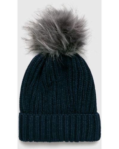 Зимняя шапка трикотажная с помпоном Name It