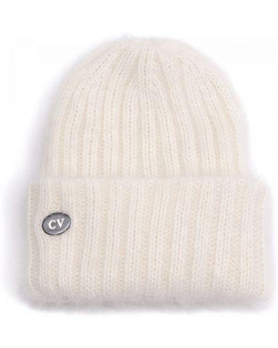 Трикотажная шапка - белая Carlo Visintini