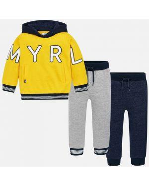 Спортивный костюм прямой с карманами Mayoral