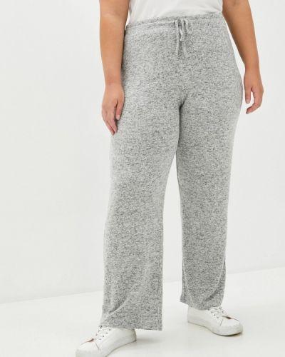 Серые спортивные брюки Evans