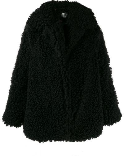Черная длинная куртка Neul