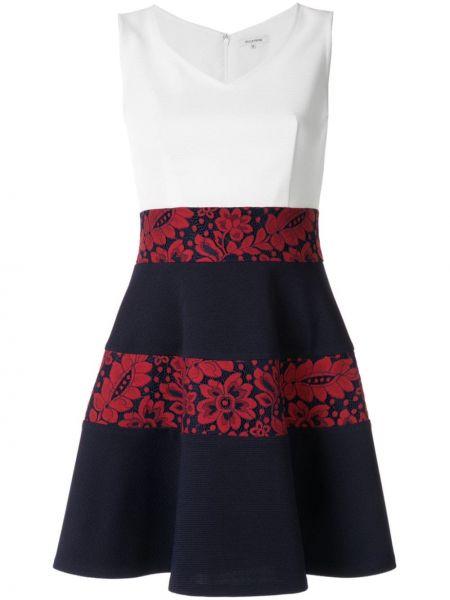 Приталенное расклешенное платье на молнии Guild Prime