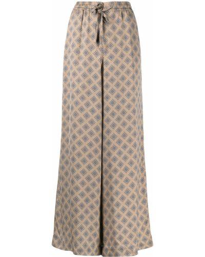 Расклешенные брюки Pierre-louis Mascia