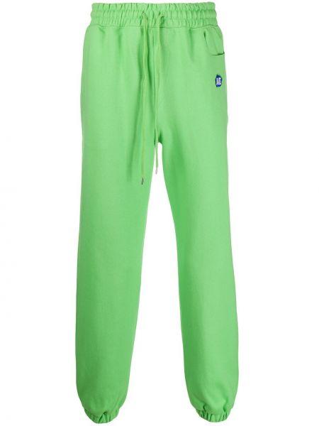 Zielone spodnie bawełniane Ader Error