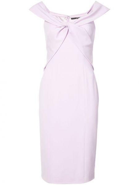 Розовое платье Jay Godfrey