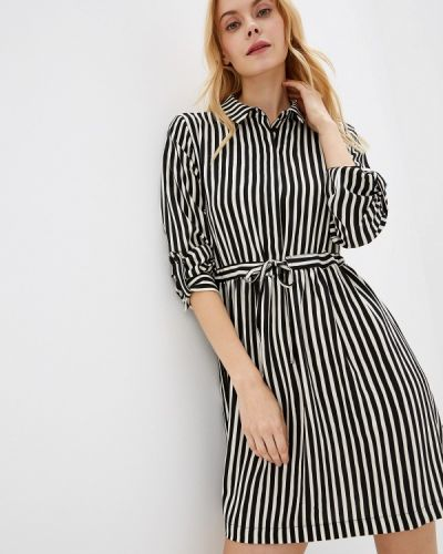 Платье платье-рубашка осеннее Befree