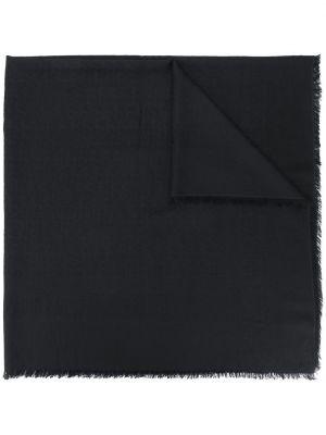 Czarny szalik wełniany Zadig&voltaire