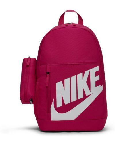 Czerwony plecak szkolny Nike