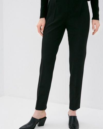 Прямые черные брюки Franco Vello