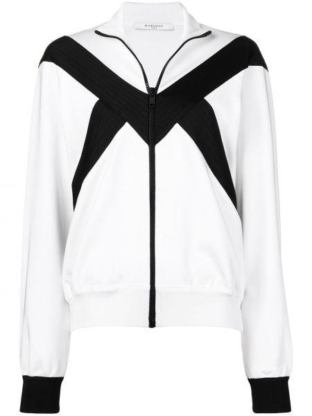 Kurtka bomber - biała Givenchy