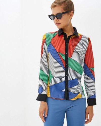 Блузка с длинным рукавом весенний Gepur