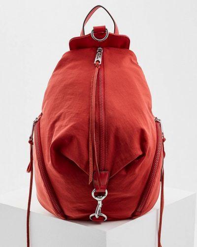 Красный рюкзак Rebecca Minkoff