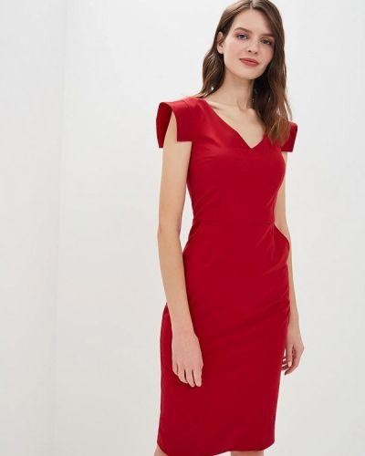 Платье бордовый красный Gorchica