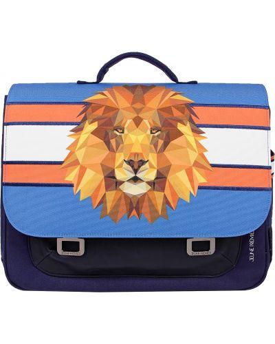Синий портфель Jeune Premier