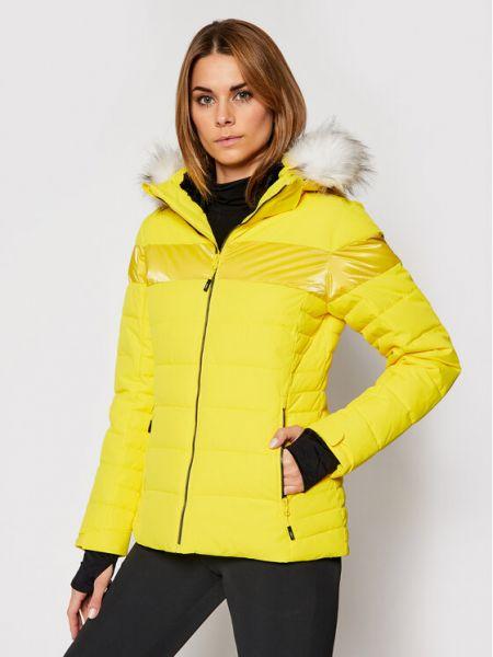 Żółta kurtka Cmp