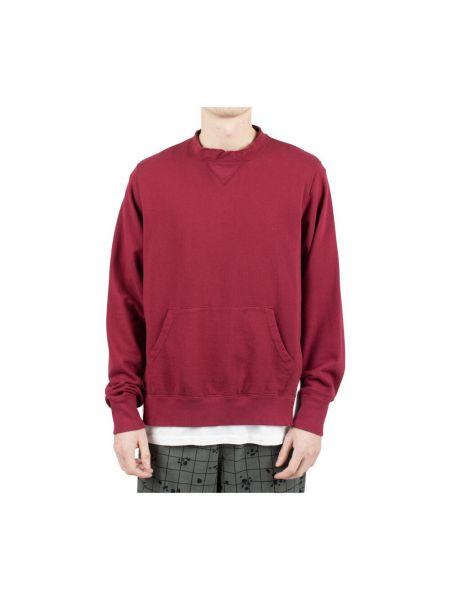 Czerwony sweter Undercover