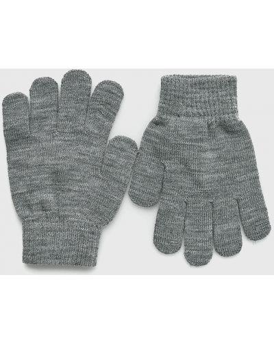 Серые перчатки Name It
