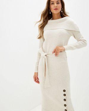 Платье вязаное осеннее Love Republic