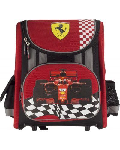 Рюкзак с вышивкой Ferrari