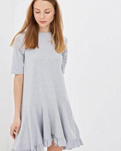 Платье футболка весеннее Lost Ink.