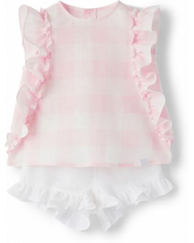 Różowa sukienka Il Gufo