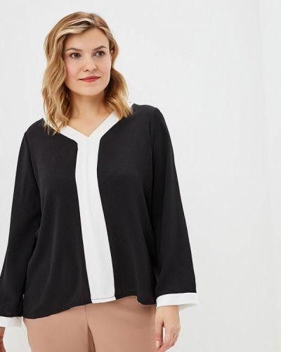 Блузка черная Piazza Italia