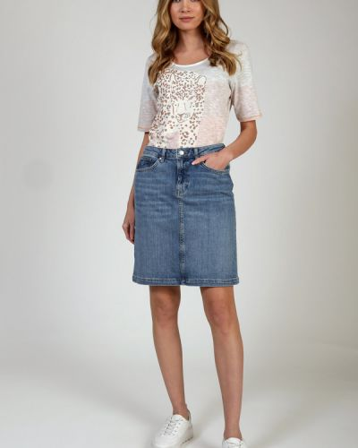 Хлопковая юбка Gant