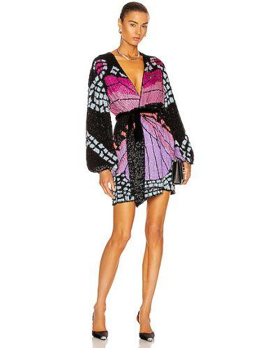Кружевное платье - розовое Retrofete