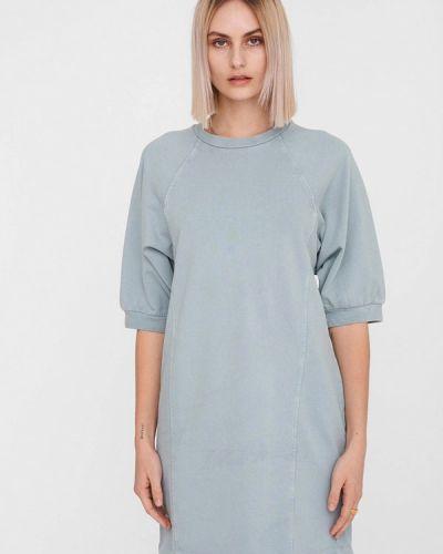 Платье - голубое Noisy May
