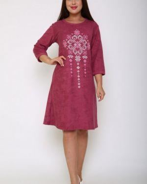 Платье махровое инсантрик