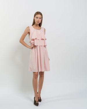 Платье розовое H.t.h