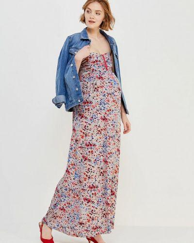 Разноцветное платье Envie De Fraise