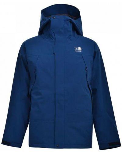 Куртка - синяя Karrimor