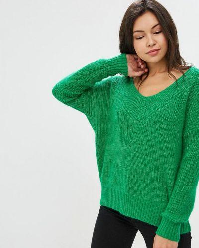 Пуловер зеленый Art Love