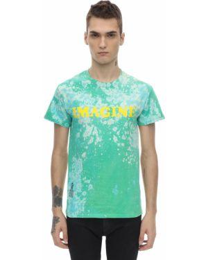 Zielony t-shirt bawełniany Darkoveli