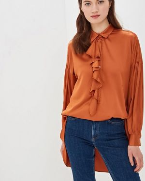 Блузка с рюшами весенний Villagi