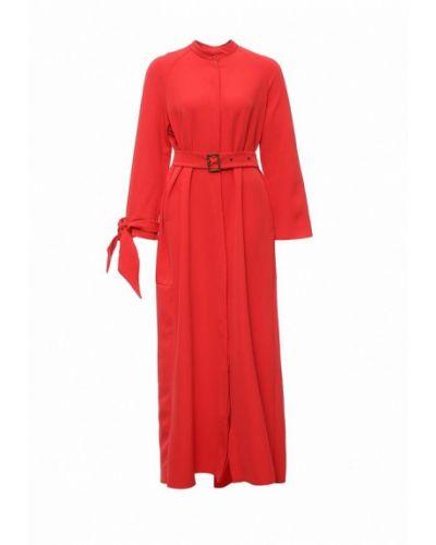 Вечернее платье красный Love & Light