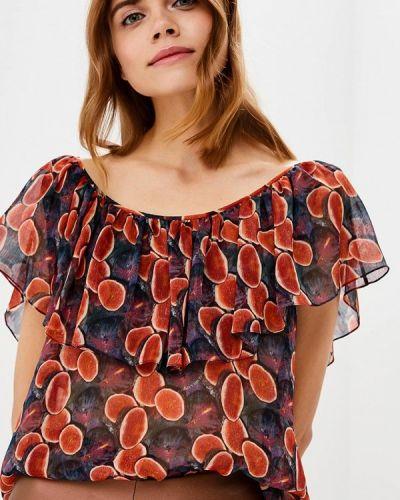 Блузка с открытыми плечами весенний Galina Vasilyeva