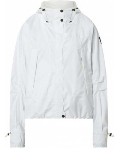 Biała kurtka z kapturem Bogner Fire + Ice