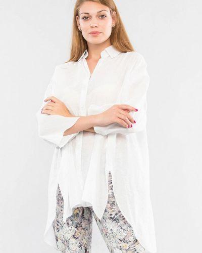Блузка белая весенний Maxa