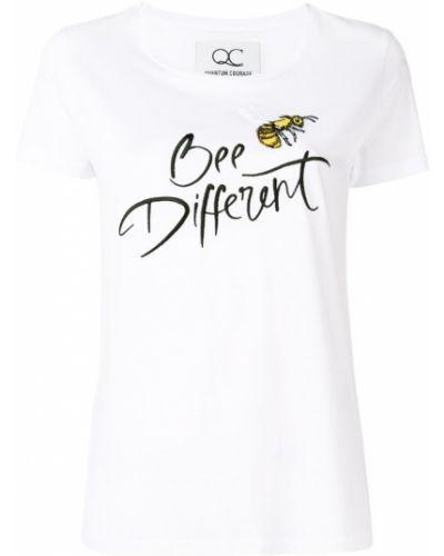 Футбольная футболка с вышивкой Quantum Courage
