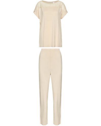 Beżowa piżama Triumph