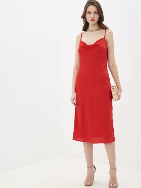 Платье платье-комбинация осеннее Gepur